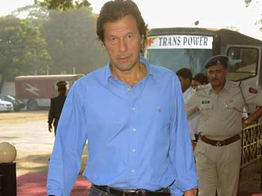 Imran Khan. Getty