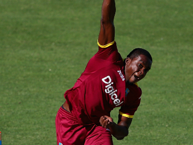 File photo of West Indies pacer Jerome Taylor. Getty Images