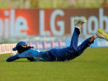Sri Lanka Women's team captain Siriwardene. GettyImages
