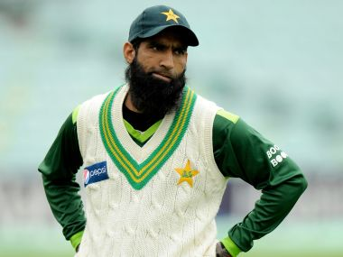 File photo of Mohammad Yousuf. Reuters
