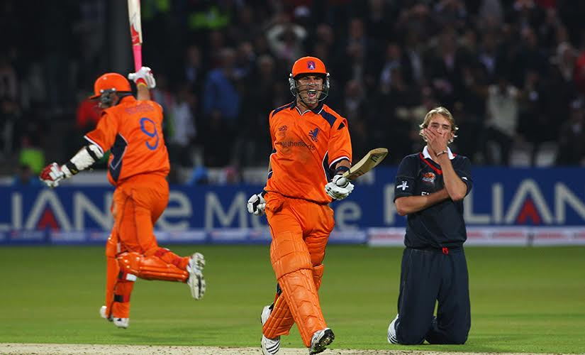 Lesson learnt: Run them out, or there won't be any runs left for them to run. Getty