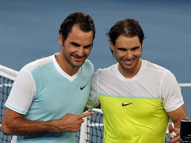 Roger Federer and Rafal Nadal are the highest earning players across all Indian league. Reuters