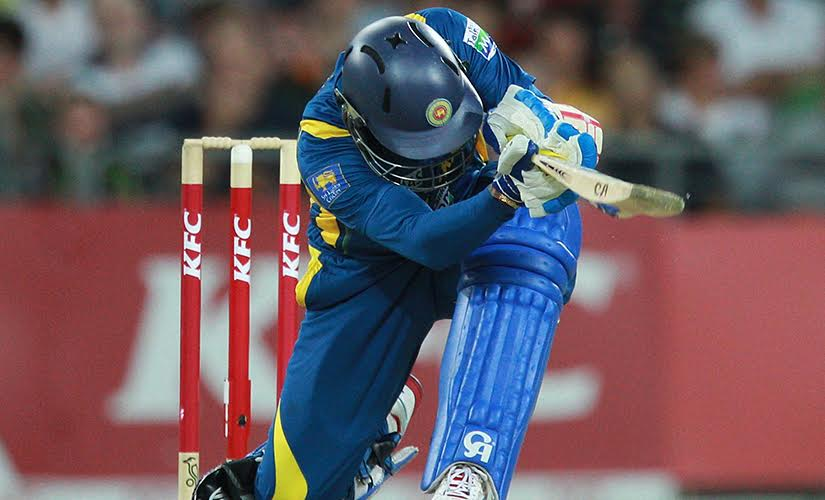 Expect to see the Dilscoop in 2016 ICC World T20. Getty