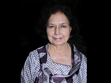 Noted writer Nayantara Sahgal. IBNLIVE