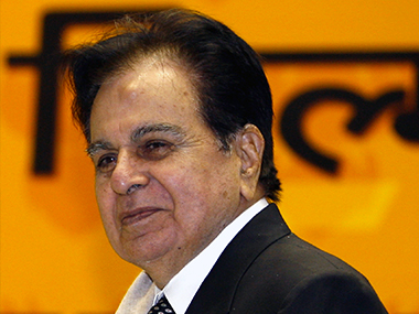 Actor Dilip Kumar.  Reuters