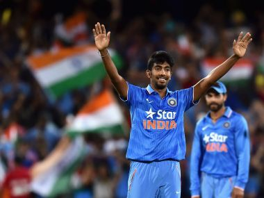 Jasprit Bumrah. Getty