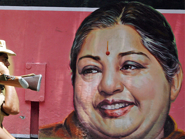 Jayalalithaa, Karunanidhi file nominations for 16 May Tamil Nadu Assembly polls