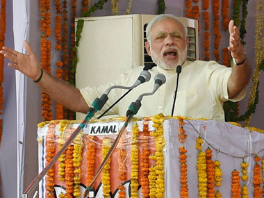 Mamata has virtually accepted defeat, says  PM Modi in West Bengal