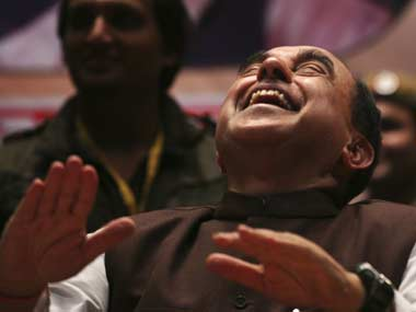 Subramanian Swamy.Reuters