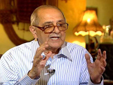 Fali Nariman said that dissent was essential for a democracy. IBNLive