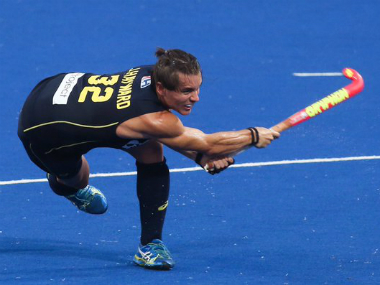 Australia won their ninth Sultan Azlan Cup after beating India. Image courtesy: Twitter/@Kookaburras