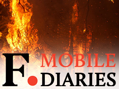FP mobile diaries: Poor resources, tools slowed efforts combating Uttarakhand forest fires