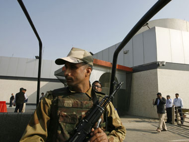 Congress asks why Ramdev's food park needs  CISF; BJP says it was 'no special favour'