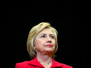 Hillary Clinton, US Presidential election 2016 candidate
