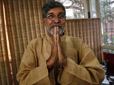 Watch: Kailash Satyarthi speaks to Firstpost ahead of Laureates and Leaders for Children Summit