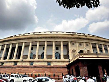 As Agusta, PM's  degree rock Parliament, GST is the casualty (yet again) - Firstpost