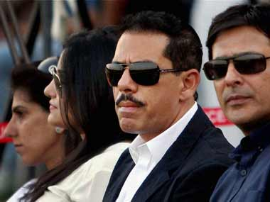 Robert Vadra matters to Congress, but why is BJP gentle with him?