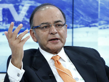 Finance Minister Arun Jaitley. Reuters file image