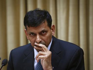 File image of RBI governor Raghuram Rajan. Reuters