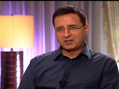 Congress spokesperson Randeep Surjewala has accused NDA govt of trying to help crony capitalists. IBNLive