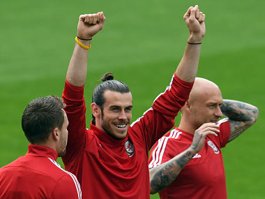 Gareth Bale could be the deciding factor between both teams in the Euro 2016 tie. AFP