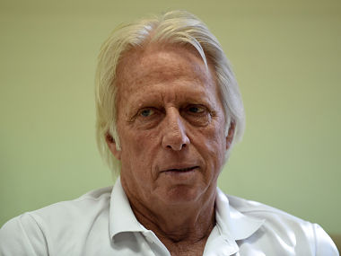 Jeff Thomson talks about the Indian head coach situation. AFP