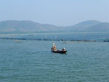 Chilika Lake. Image from Facebook