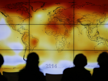 The relentless burning of fossil fuels has led to the tremendous increase in atmospheric concentrations of carbon dioxide. Reuters