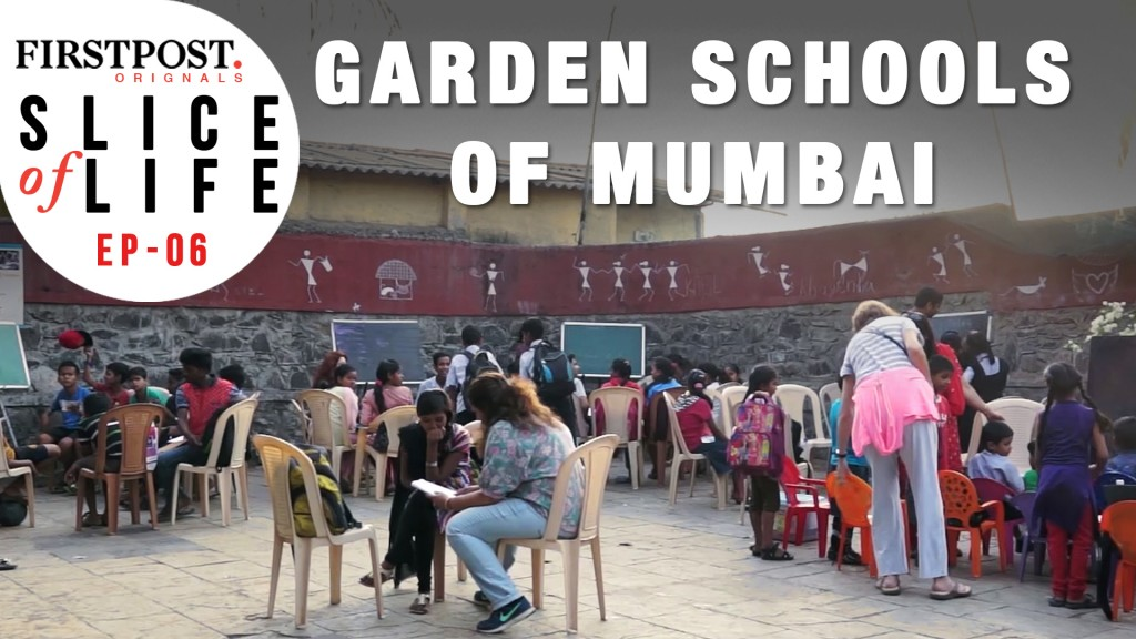 Garden Schools of Mumbai: How one woman took two and two, and got seven