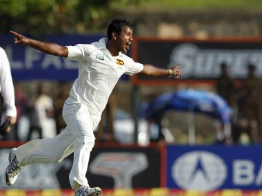 File photo of Nuwan Kulasekara. Reuters