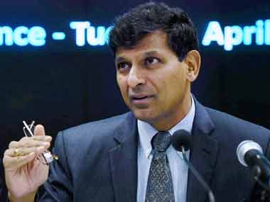 File photo of Raghuram Rajan. PTI