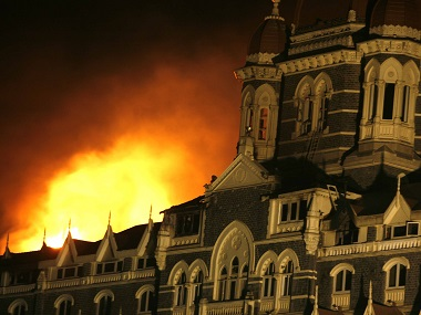 A file photo of the 26/11 attack. Reuters