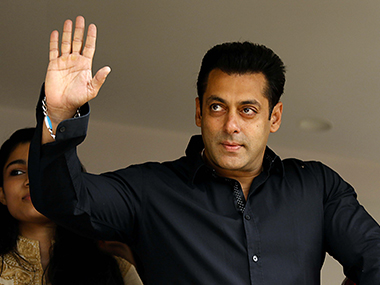Salman Khan has to apologise for his remark, which used rape as an analogy to describe exhaustion. AFP
