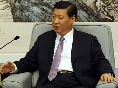 A file photo of Xi Jinping. Reuters