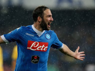 Gonzalo Higuain has reportedly undergone a medical at Juventus ahead of his big money move to the Serie A champions. GettyImages