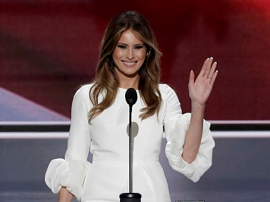 meet melania trump potential first lady content timeline