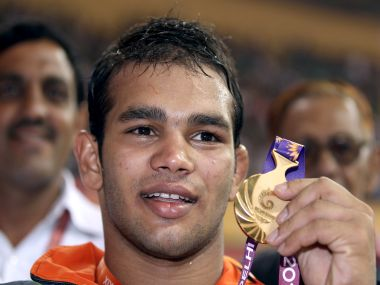 Narsingh Yadav. Getty Images