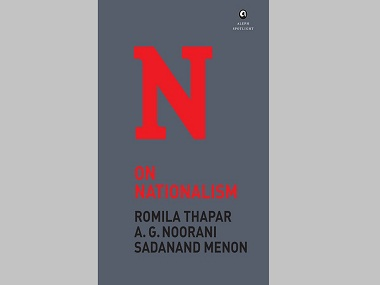 Cover of 'On Nationalism'