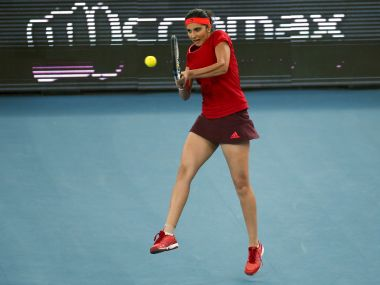 File photo of Sania Mirza. Reuters