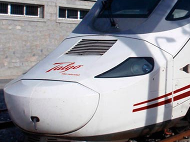 Watch: High-speed Talgo train reaches Mumbai 3 hours late due to rains
