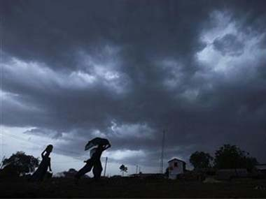 Monsoon hopes. Reuters