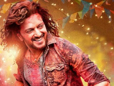 Riteish Deshmukh in a still from 'Banjo'