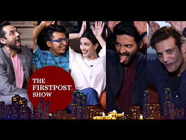 Happy Bhag Jayegi star cast share fun facts about each other and play The Firstpost Show Funny Face Off