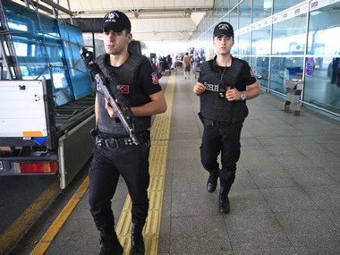 CSF deploys quick reaction teams to counter terror strikes in Indian airports