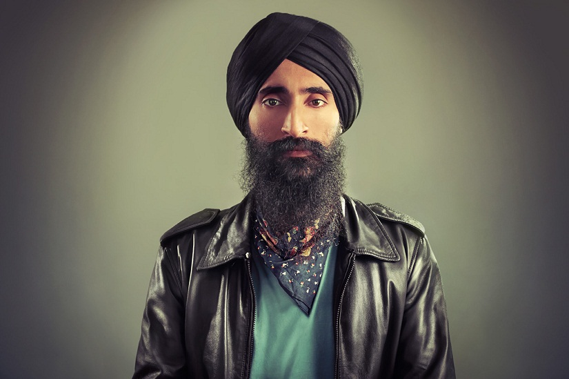 Waris Singh Ahluwalia is an actor, designer, and model based in New York City. Waris was kicked off an Aeroméxico flight in February for his Sikh articles of faith.