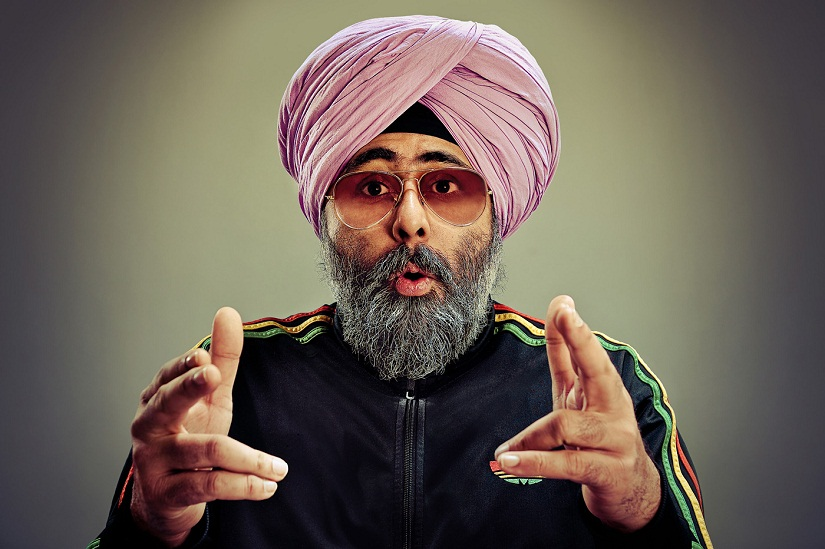 Hardeep Singh Kohli is an acclaimed writer, comedian and presenter.