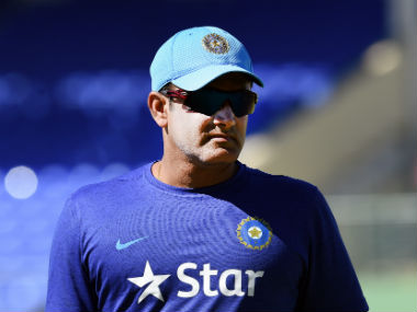 India head coach Anil Kumble said that the quality of cricket, and not the pitch, matters to him. AFP