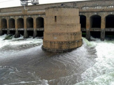 Representational image of Cauvery water. CNN-News18