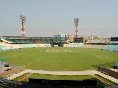File photo of Eden Gardens. Reuters