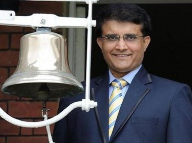 File photo of Sourav Ganguly. Getty
